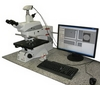 Leica DM8000 Infrared Configuration with software INSPEC IS semiautomatic Wafer & MEMS Inspection