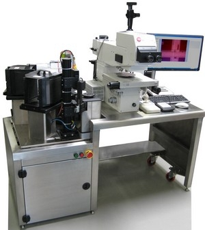 Review station for defect review of patterned wafer and bare wafer